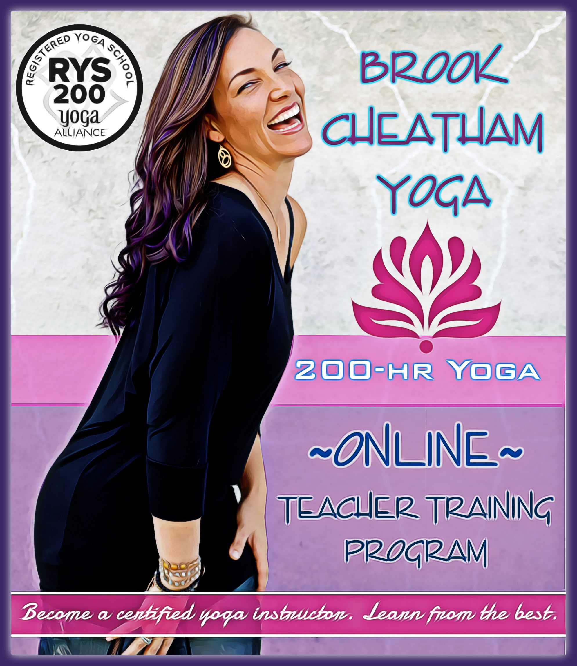 Brook Cheatham Yoga Teacher training